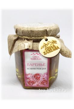 Варенье из лепестков роз (255 г)