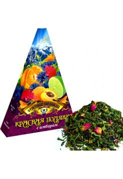 """Фруктовый чай """"Красная Поляна с имбирем"""" (70 г)"""