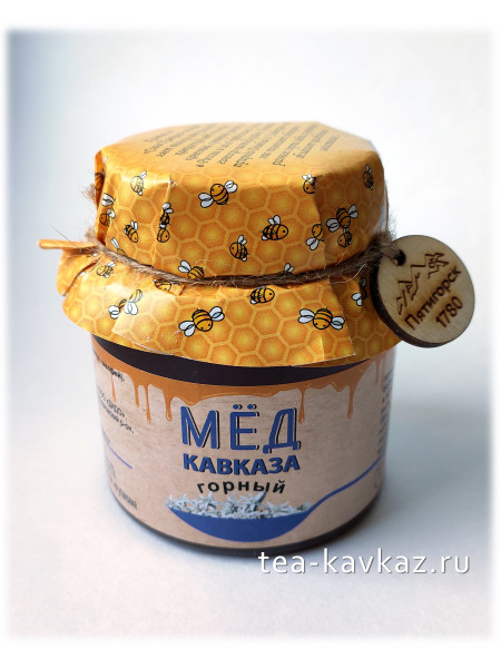 Мёд Кавказа горный (360 г)