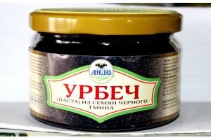 УРБЕЧ: натуральная паста из перетёртых орехов или семян
