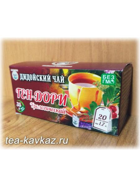 """Дидойский чай """"Ген-Дори"""" (20 фильтр-пакетов)"""