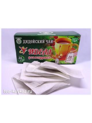 """Дидойский чай """"Идеал"""" для похудения (20 фильтр-пакетов)"""