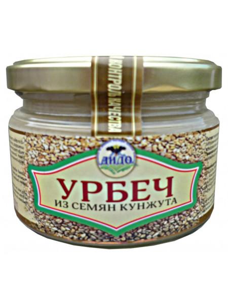 Урбеч из семян белого кунжута (250 г)
