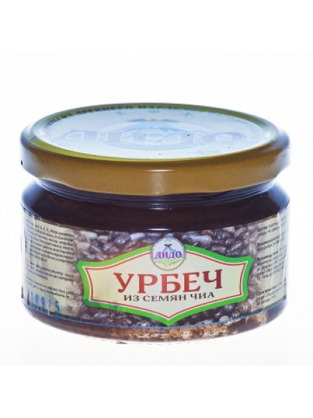Урбеч из семян чиа (250 г)