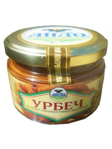 Урбеч из ядер абрикосовых косточек (250 г)