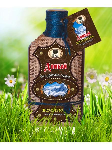 Мёд-бальзам «Домбай» для здоровья сердца