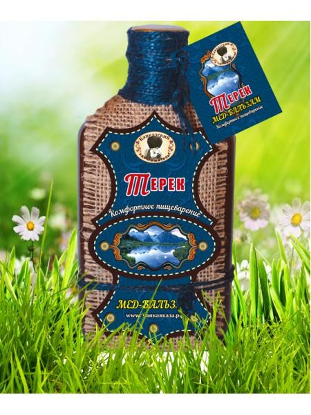 Мёд-бальзам «Терек» Комфортное пищеварение