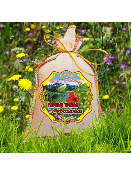 """""""Горные травы Абхазии"""" травяной чай (мешочек 150 г)"""
