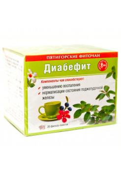 """""""Диабефит"""" (20 фильтр-пакетов)"""