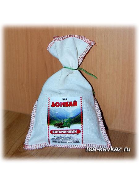 """Домбайский чай """"Домбай витаминный"""" (мешочек 100 г)"""