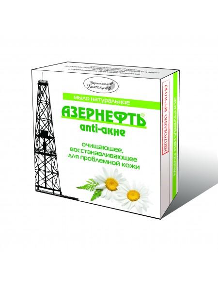 Мыло натуральное «Азернефть Аnti-акне» (95 г)